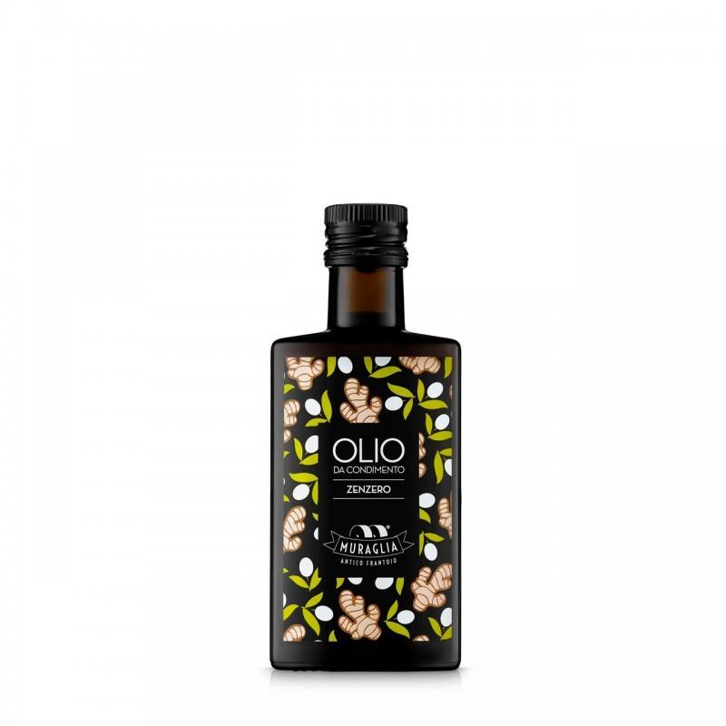 Zenzero fresco / Imbir świeży Frantoio Muraglia oliwa smakowa 200 ml