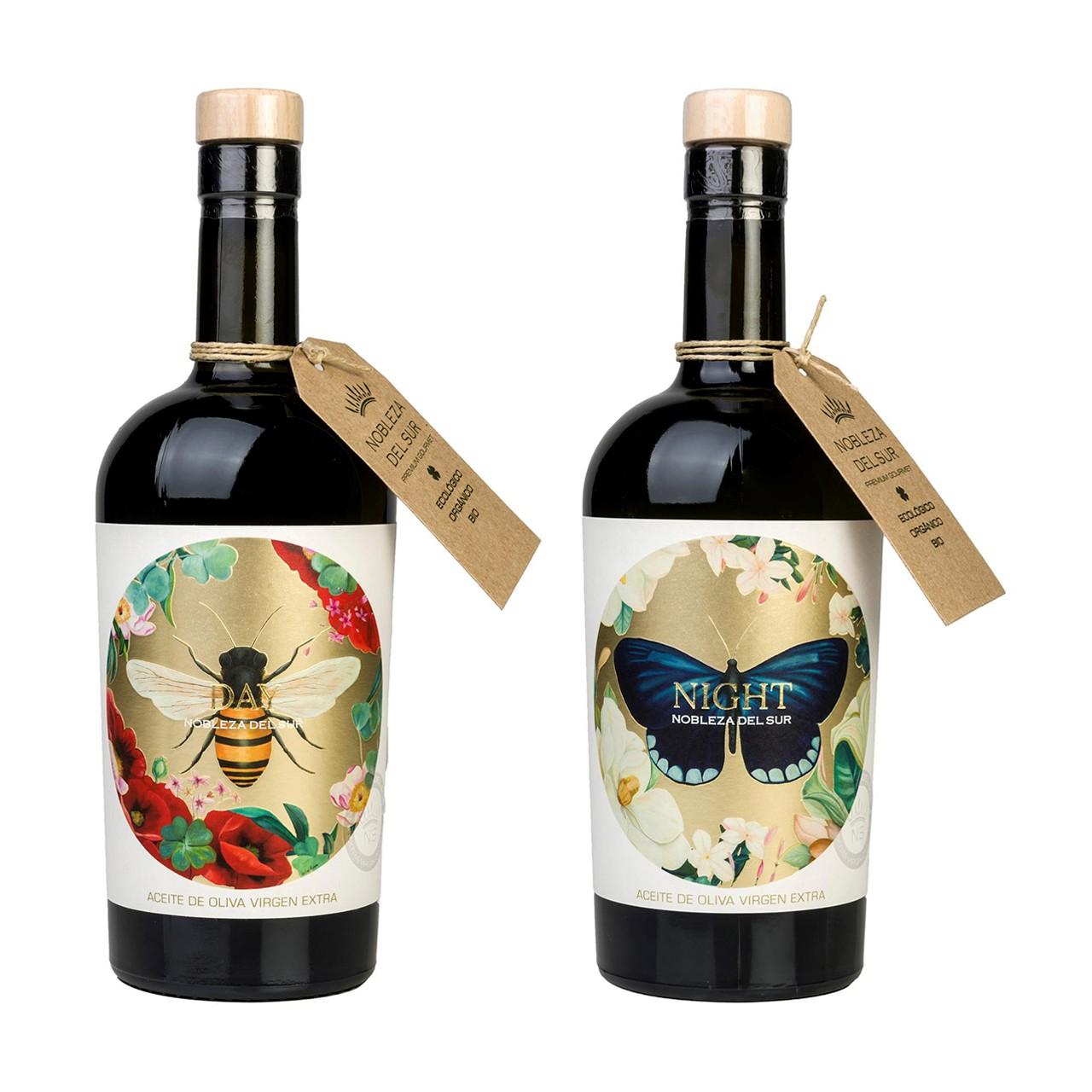 Nobleza del Sur ECO set organiczna oliwa extra virgin 2x500 ml