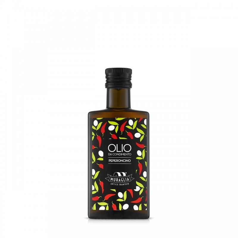 Peperoncino Fresco / Ostra papryczka świeża Frantoio Muraglia oliwa smakowa 200 ml