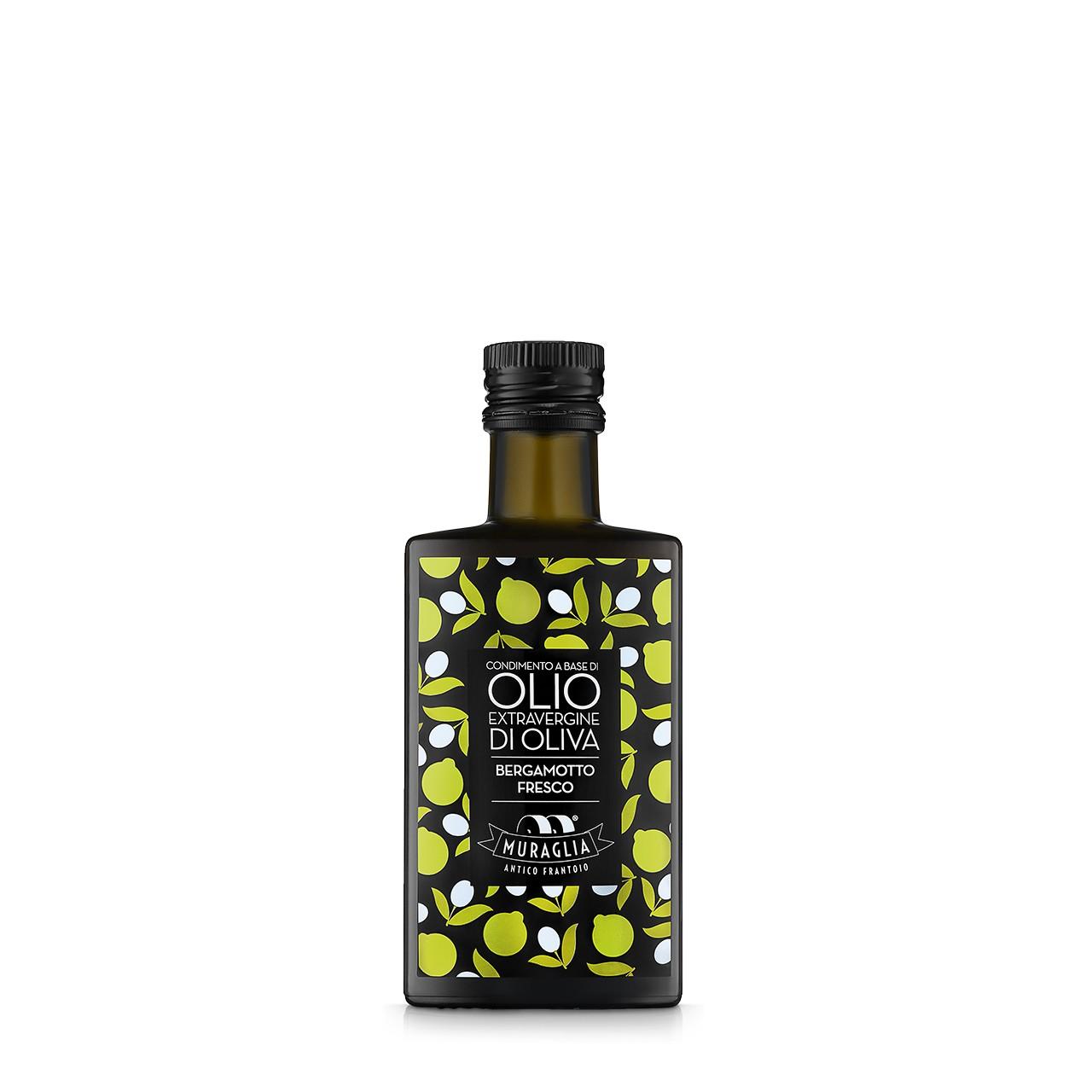 Bergamotto Fresco / Bergamotka Świeża Frantoio Muraglia oliwa smakowa 200 ml