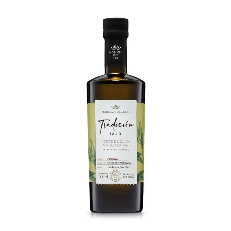 Tradicion 1640 Picual Nobleza del Sur oliwa extra virgin 500 ml